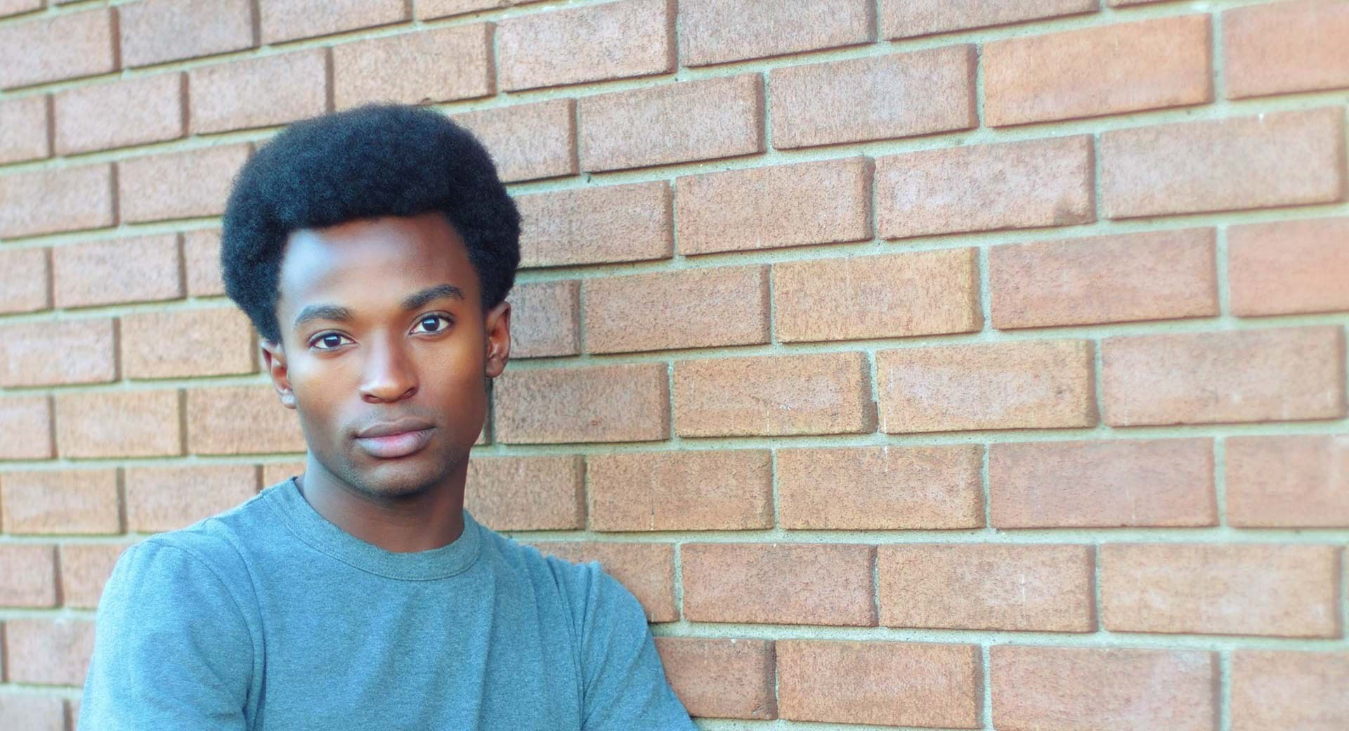 Centrepoint charity helped Kasim to recover from youth homelessness